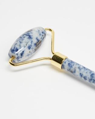 The Seeke Blue Jasper Roller - Tools (Blue)