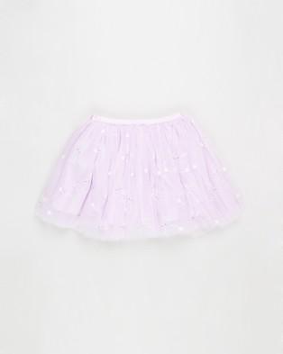 Cotton On Kids - Trixiebelle Dress Up Skirt Skirts (Lilac & Bunnies)
