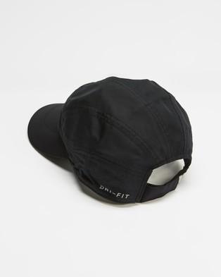 Nike AeroBill Tailwind Elite Running Cap - Headwear (Black)