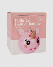 Sunnylife - Unicorn Festive Bauble