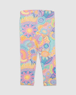 Amber Days Wirirri Leggings Pants Pink