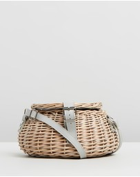 Teeny and Tiny - Willow Lid Basket