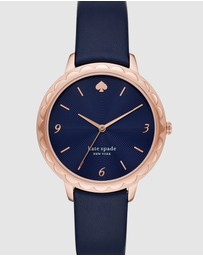 Kate Spade - Morningside Blue Analogue Watch