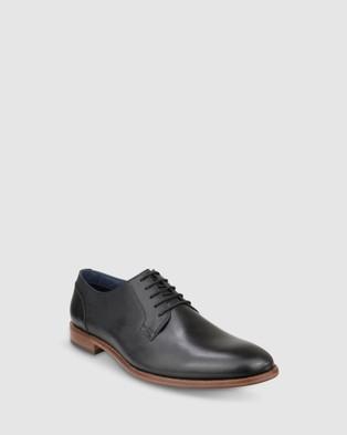 Florsheim Flex Perf - Dress Shoes (Black)