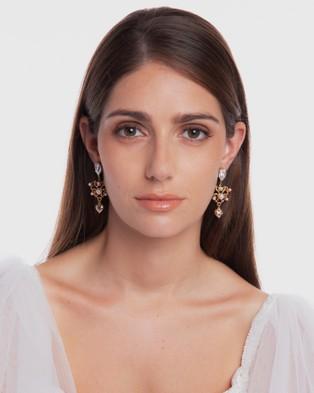 Nikki Witt Lillian Earrings - Jewellery (Gold)