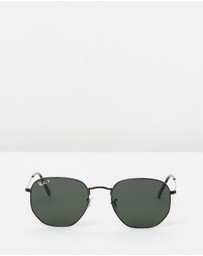 Ray-Ban - Hexagonal Polarised