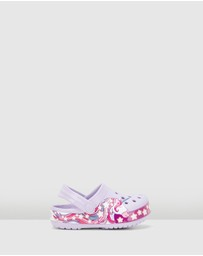 Crocs - Fun Lab Unicorn Band Clogs