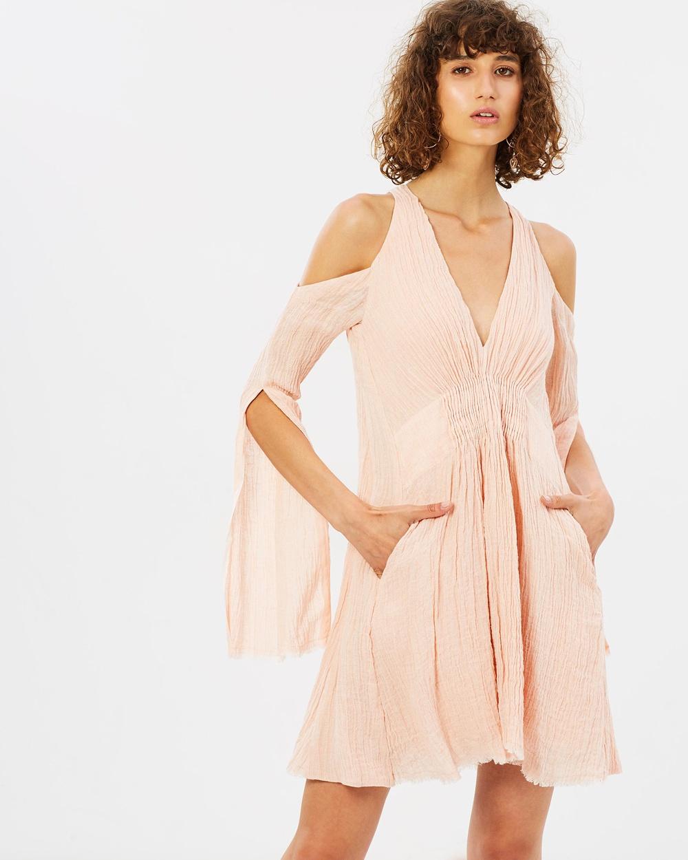 KITX Faithful Keeper Dress Dresses Sunset Faithful Keeper Dress