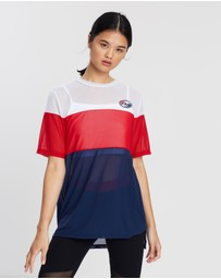 Fila - Reina 2-Layer Tee