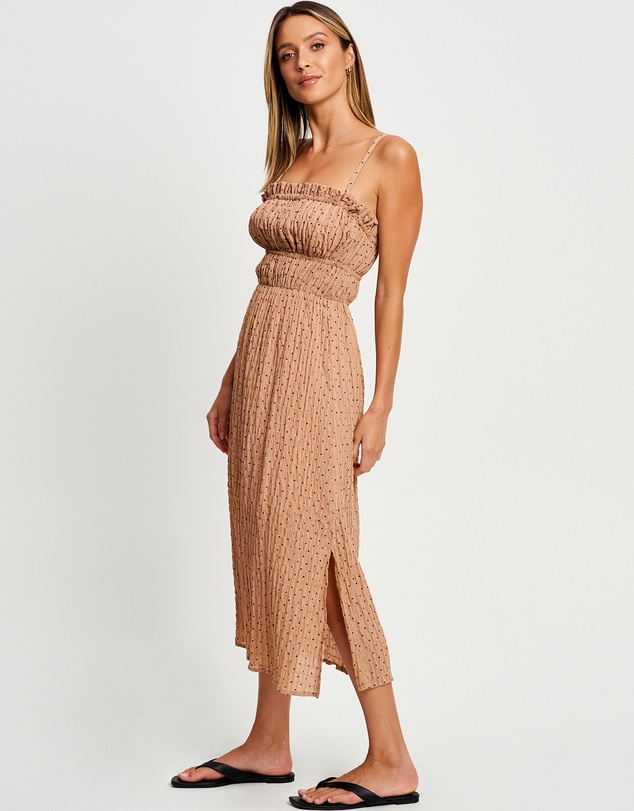 Women Karie Midi Dress