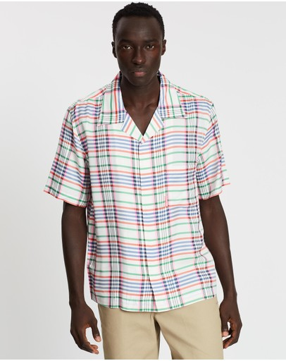 Rochambeau - Pocket Short Sleeve Shirt