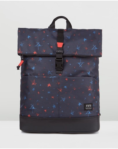 Samsonite Red Glaehn 2.0 Backpack Stars