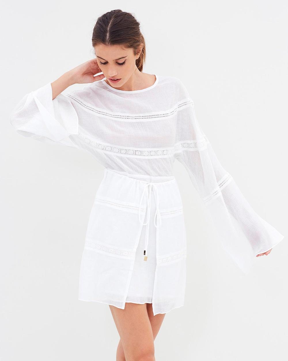 Winona White Santorini Dress