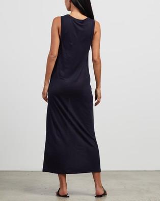Andrea & Joen Martine Tank Dress - Dresses (Navy)