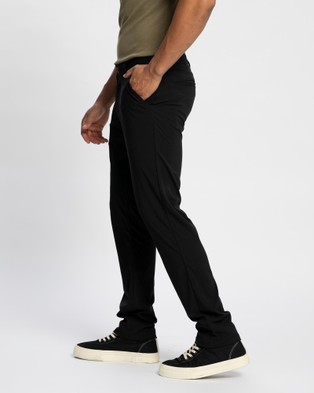 Brixton Choice Chino Taper X Pants - Pants (Black)