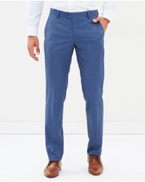 Staple Superior - Staple Slim Suit Trousers