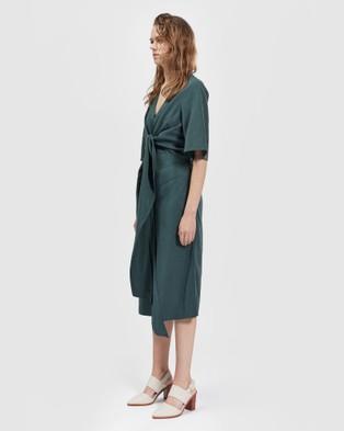 bul Wilsons Dress - Dresses (Dark Green)