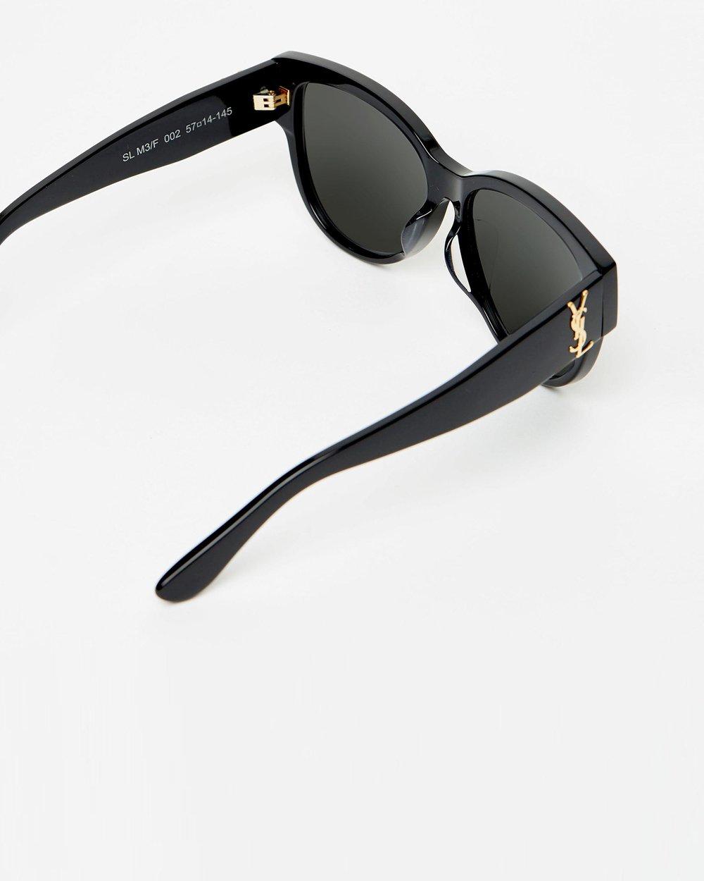 ec0fc332eeb SL M3 Cat Eye Sunglasses by Saint Laurent Online