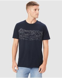 French Connection - Landscape T Shirt