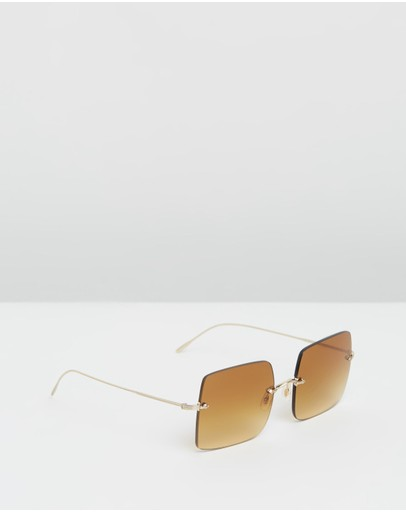 Oliver Peoples 0ov1268s Gold