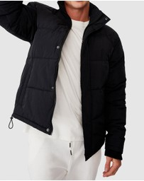 Cotton On - Essential Recycled Puffer