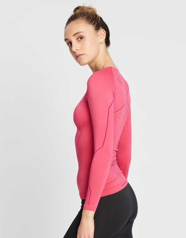 Women Air Compression Short Sleeve Top