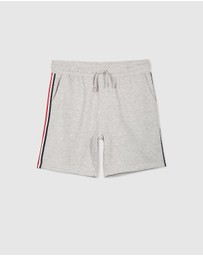 Free by Cotton On - Game Knit Shorts - Teens