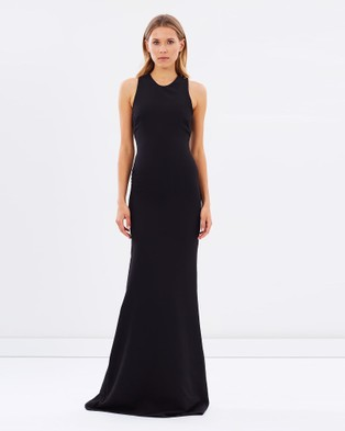 Naked Official – Sequins Racer Back Gown