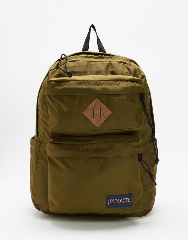 Men Double Break Backpack