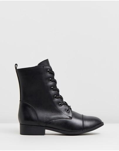 Iris Footwear Britt Black