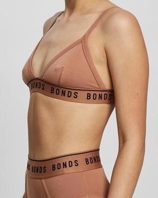 Bonds Organics Triangle - Soft Cup Bras (Sierra Nevada)