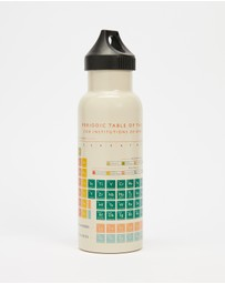 REX - Periodic Table Stainless Steel Bottle