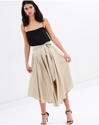 FRIEND of AUDREY - Bella Pleated Skirt