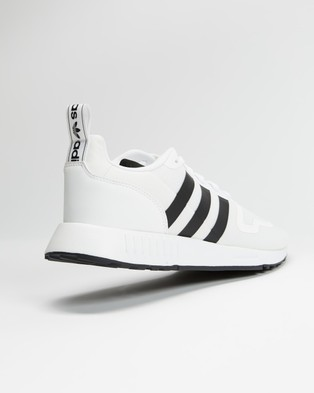 adidas Originals Multix   Unisex - Lifestyle Sneakers (Cloud White, Core Black & Dash Grey)