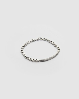 Buck Palmer - Malibu Chain Bracelet Jewellery (OXIDIZED)