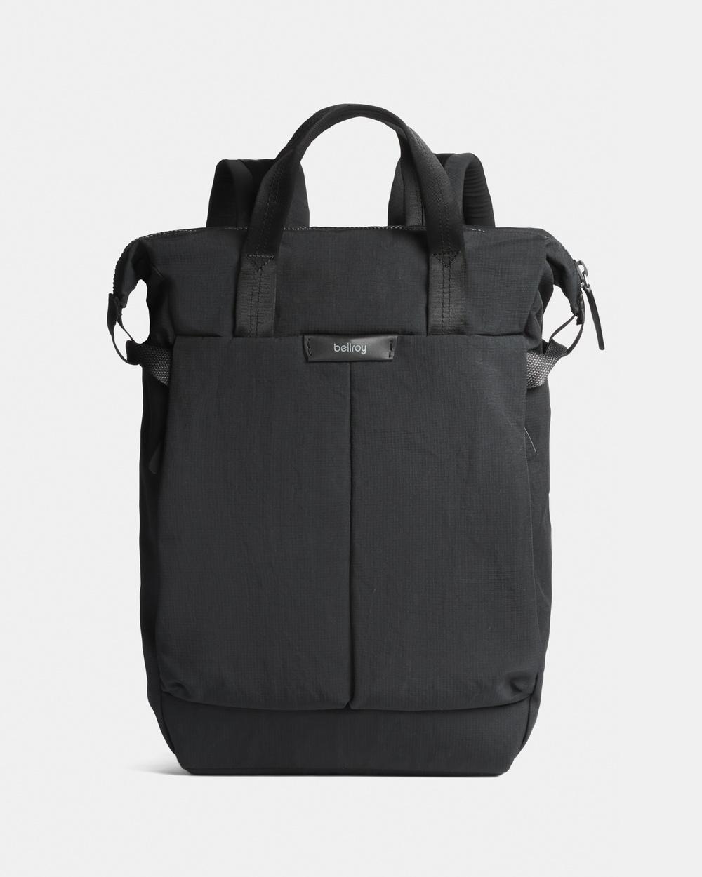 Bellroy Tokyo Totepack Compact Backpacks Black