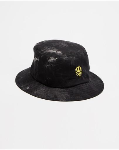 Brixton Melter Bucket Hat Black
