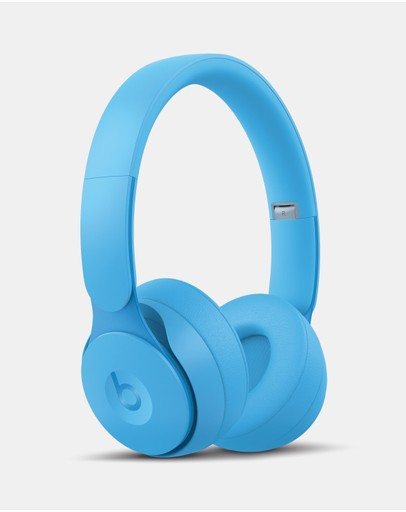 Beats by Dr. Dre - yeezy moonrock color shoes blue sneakers