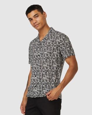 Jack London Soho Short Sleeve Shirt - Casual shirts (Multi)