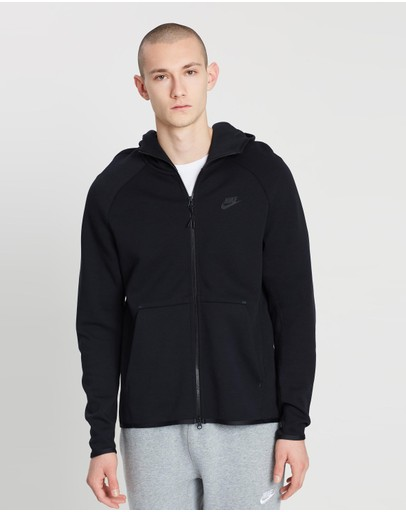 Nike - NSW Tech Fleece Full-Zip Hoodie - Men's