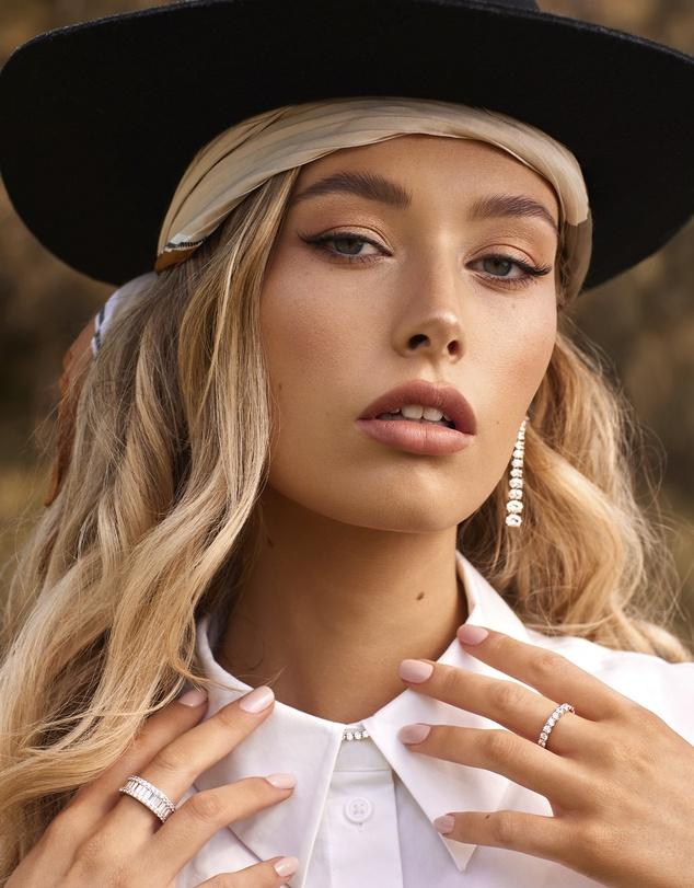 Women Meteor Earrings