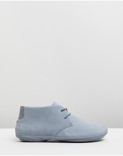Camper Right Nina Ankle Boots - Women's Medium Grey