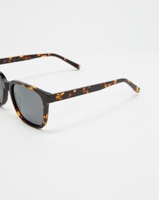 Baxter Blue Carter Sunglasses  - Optical (Maple Tortoise)
