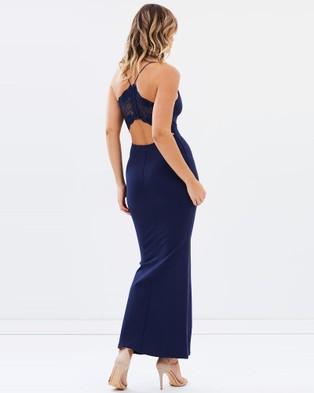Miss Holly – Brisk Dress – Dresses (Navy)