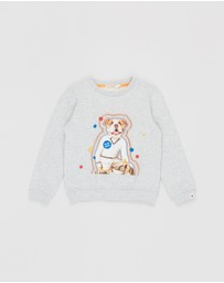 Billybandit - Play Nice Sweatshirt - Kids-Teens