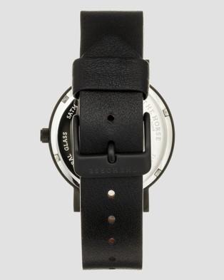 The Horse The Mini Original - Watches (All Black)