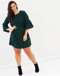 Atmos&Here Curvy - Nora Shift Dress