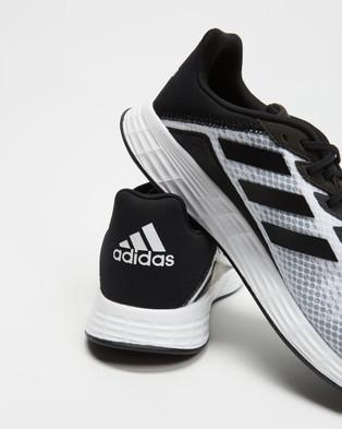 adidas Performance Duramo SL   Men's - Performance Shoes (Cloud White & Core Black)