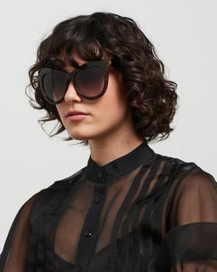 Le Specs Hidden Treasure Sunglasses Tort
