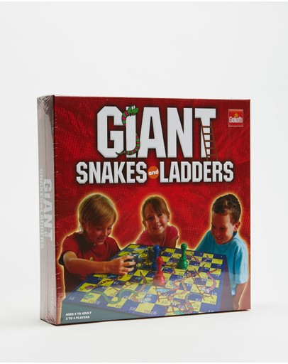 Goliath - Giant Snakes & Ladders